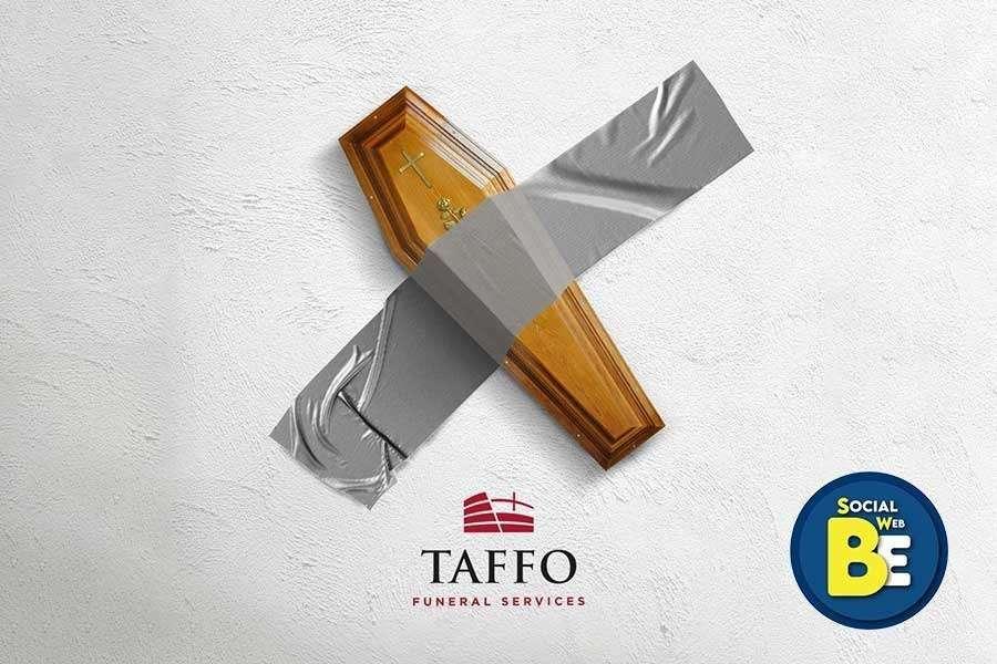 Taffo funeral service brand awarness socialwebbe
