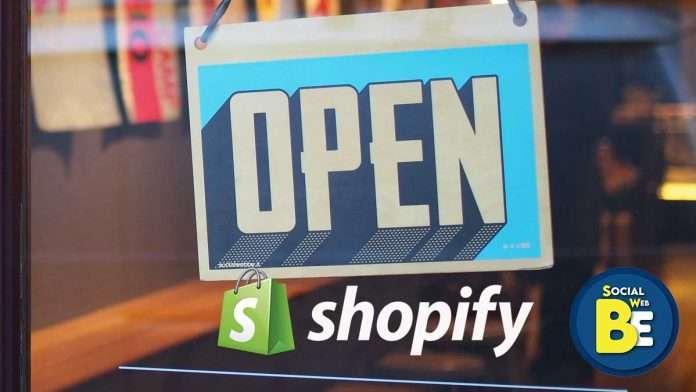 Vendere online con shopify