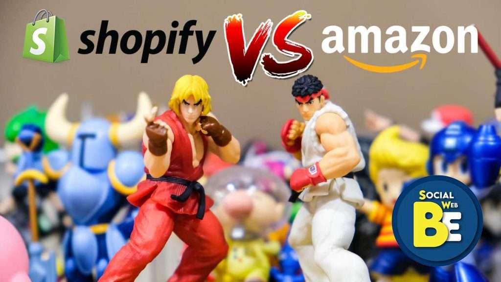 Shopify contro Amazon