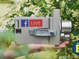 Live su facebook social media marketing