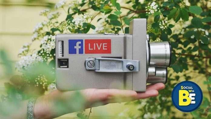 Live su facebook social media marketing