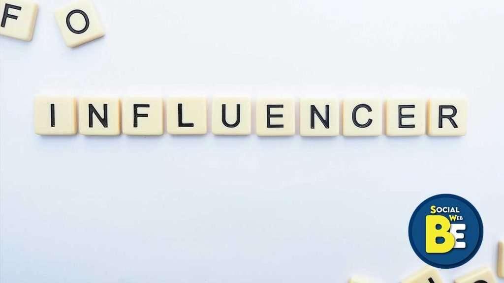 Influencer marketing e Socialwebbe