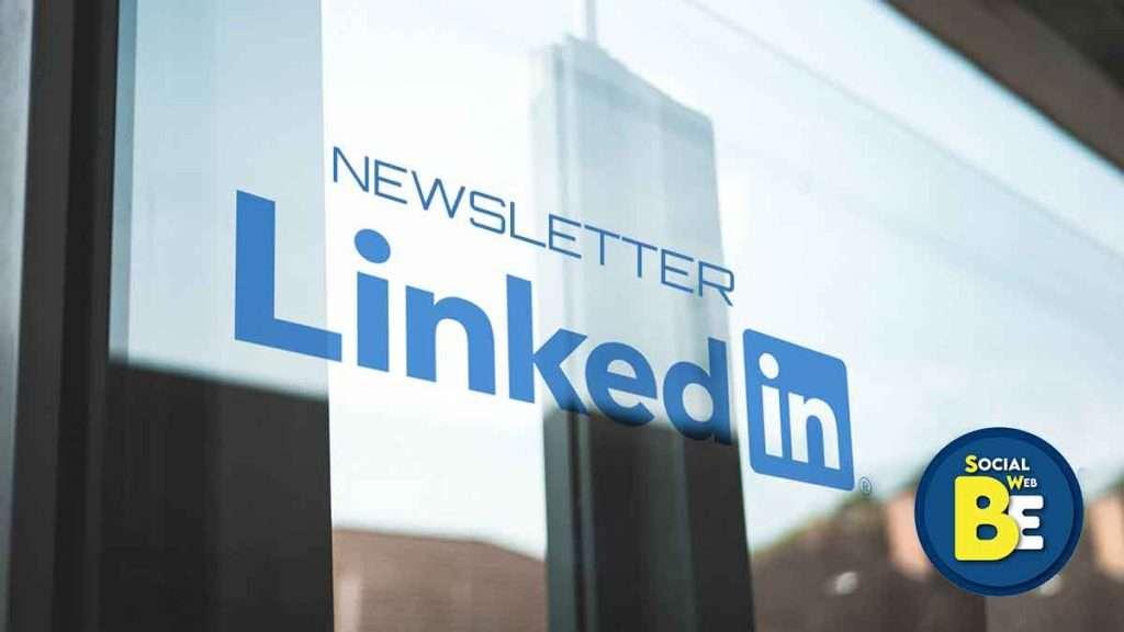 Come inviare una Newsletter con LinkedIn