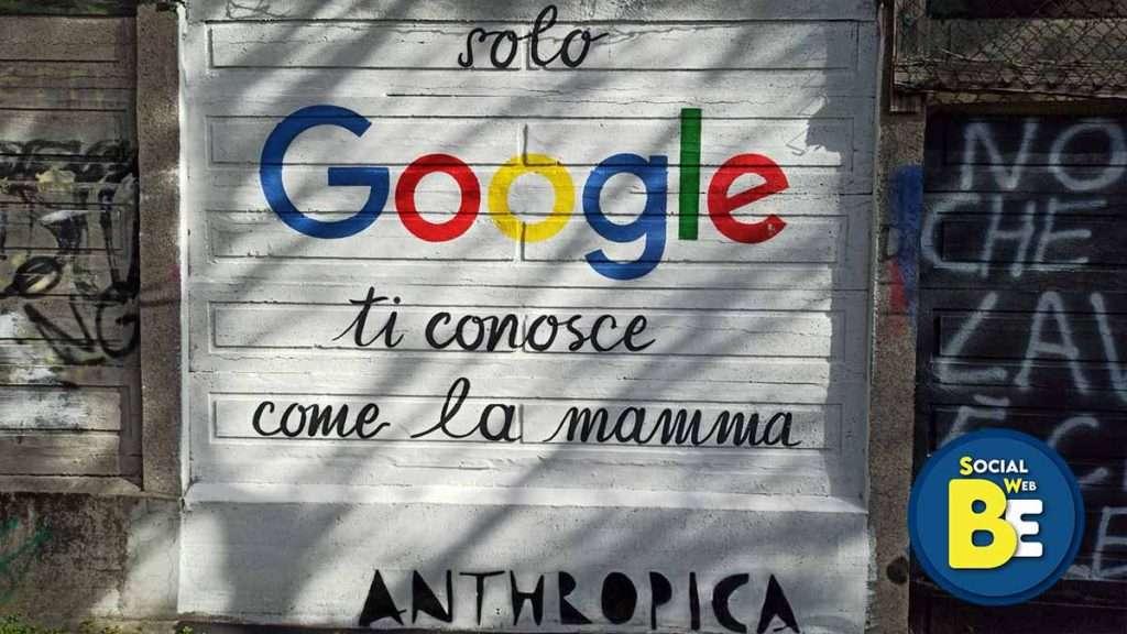 Solo Google ti conosce come la mamma
