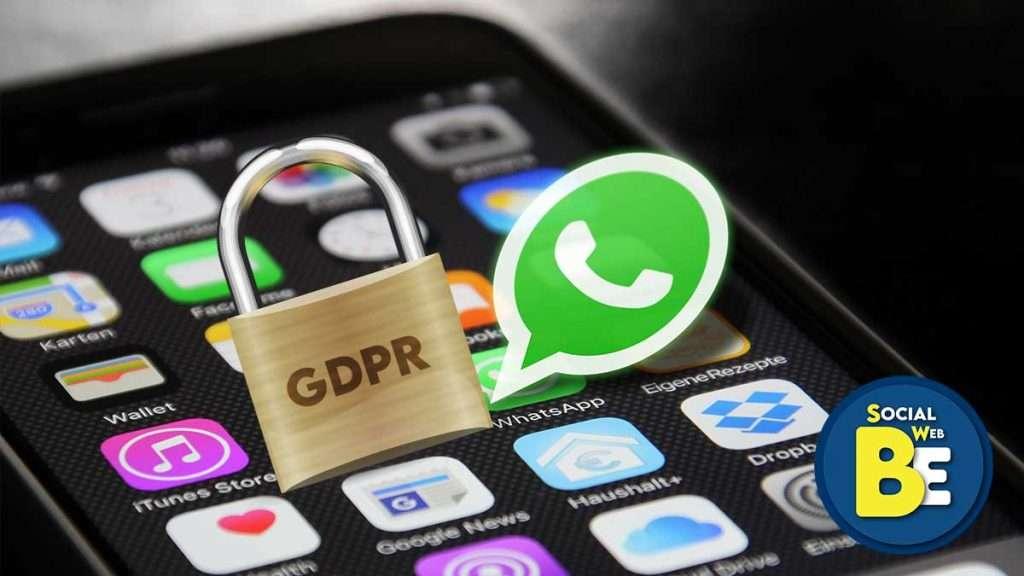 WhatsApp e GDPR - Cosa cambia dal 15 maggio