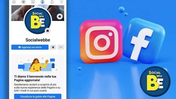 aggiornamento pagine facebook 2021