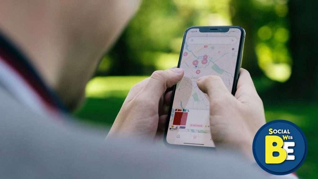 Google Maps e negozi nei dintorni